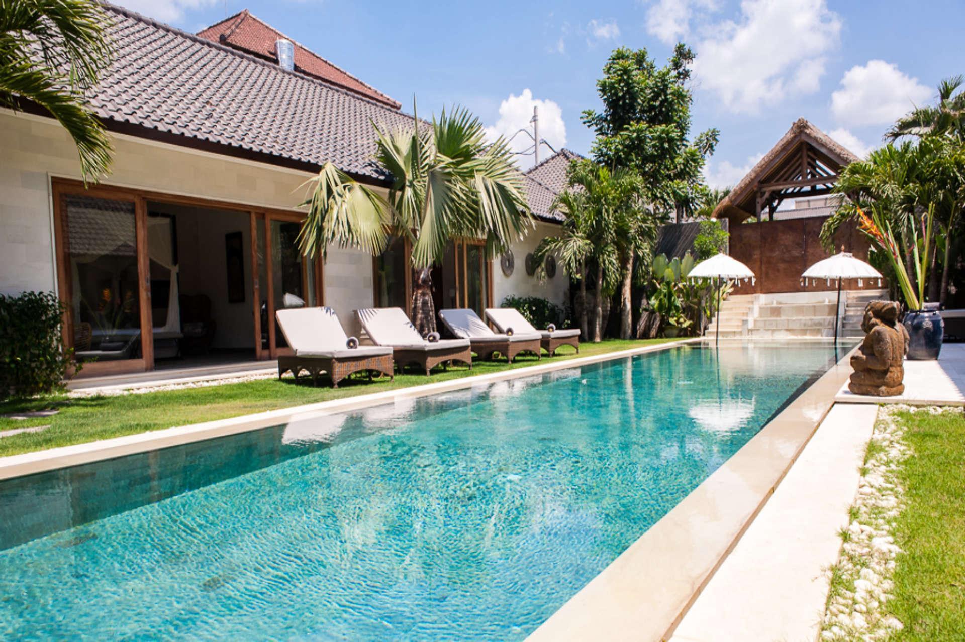 Imagine Your Family Renting a Luxury Holiday Villa Close to Seminyak's Main Attractions, Villa Bali