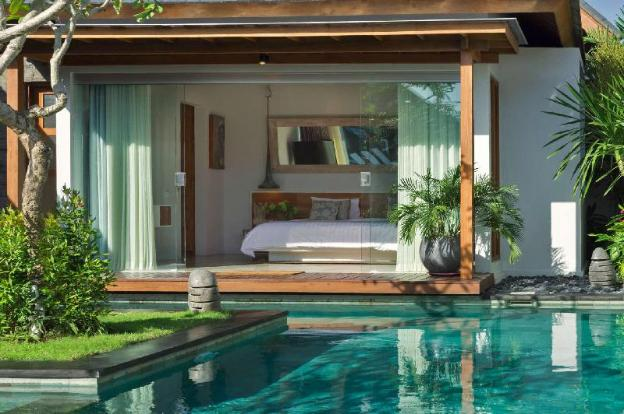Imagine Your Family Renting a Luxury Holiday Villa Close to Seminyak's Main Attractions, Villa Bali