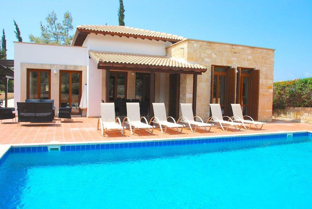�At Last You Have Found The Perfect 5 Star Villa� � Agapi