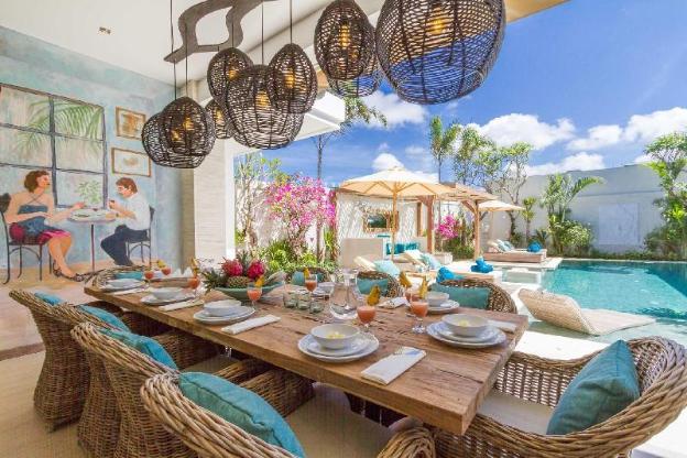 5 Star Private Villa, Seminyak, Bali Villa 1164