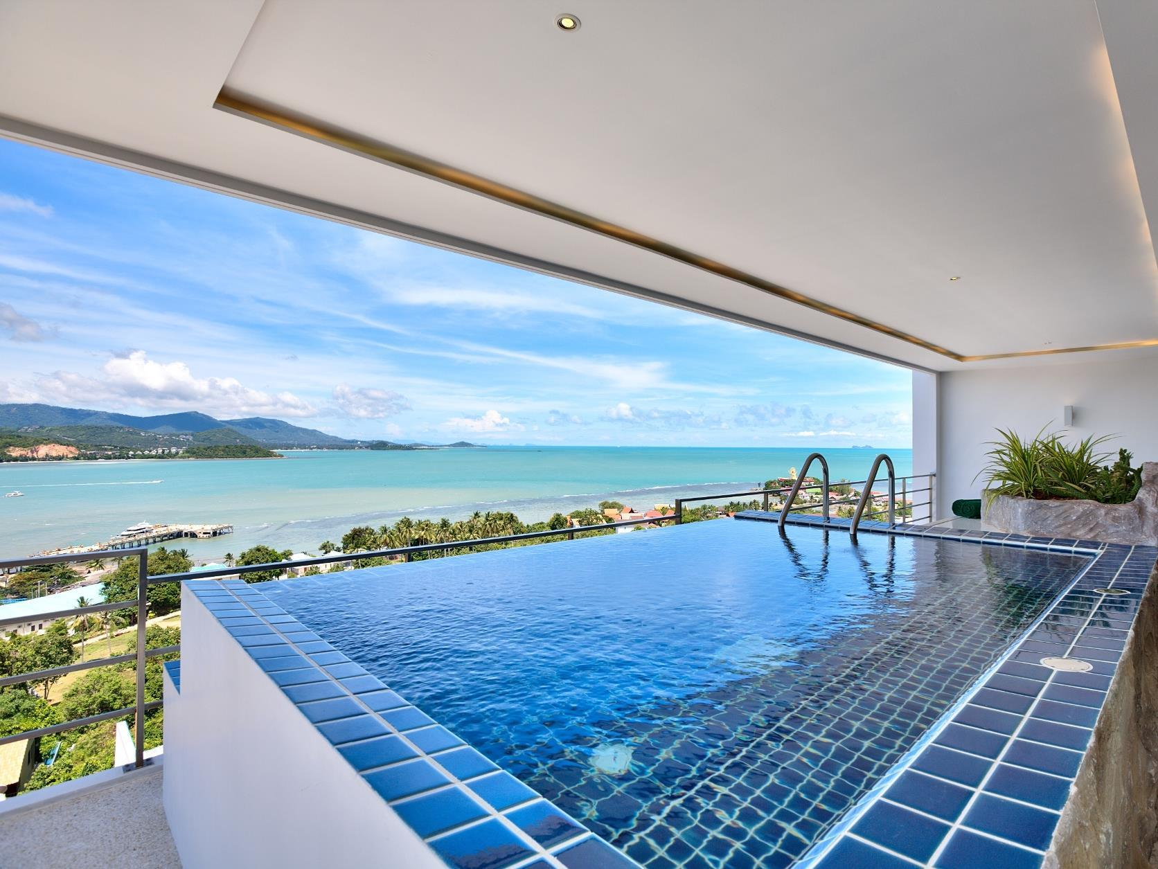Serene Penthouse 3 Bedrooms 180 Degree Sea View Serene Penthouse 3 Bedrooms 180 Degree Sea View