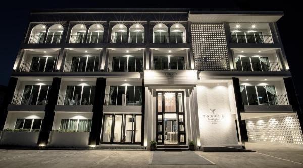 Tonkla Boutique Hotel Lamphun