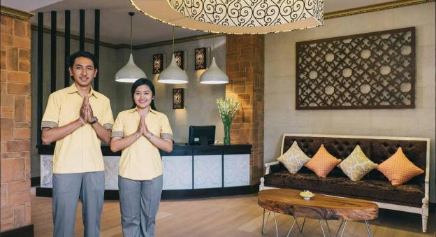 Luxury Rooms near Petitenget Beach