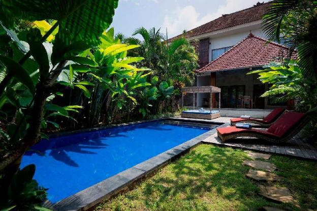 2 BR Tropical Paradise Ubud