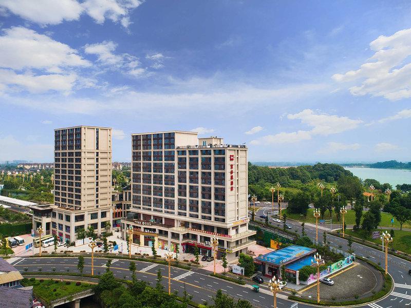 Ibis E Meishan Railway Station Hotel