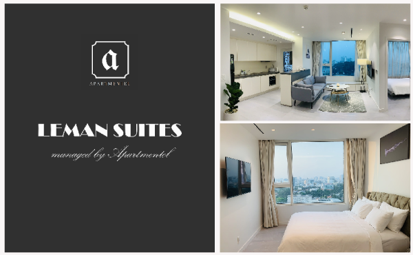 Leman Suites - managed by Apartmentel Ho Chi Minh City