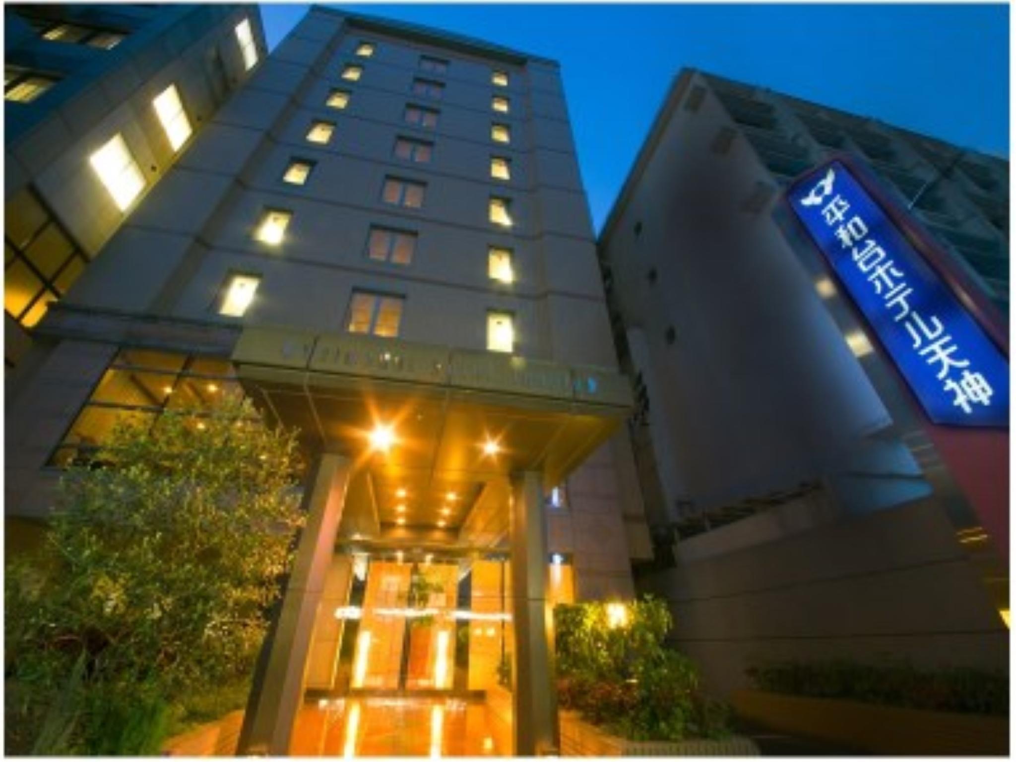 Hewadai Hotel Tenjin