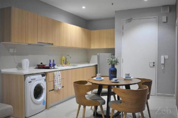 i-City-Casa Liberty/Wifi/10k Movies/Parking(7 pax) Shah Alam