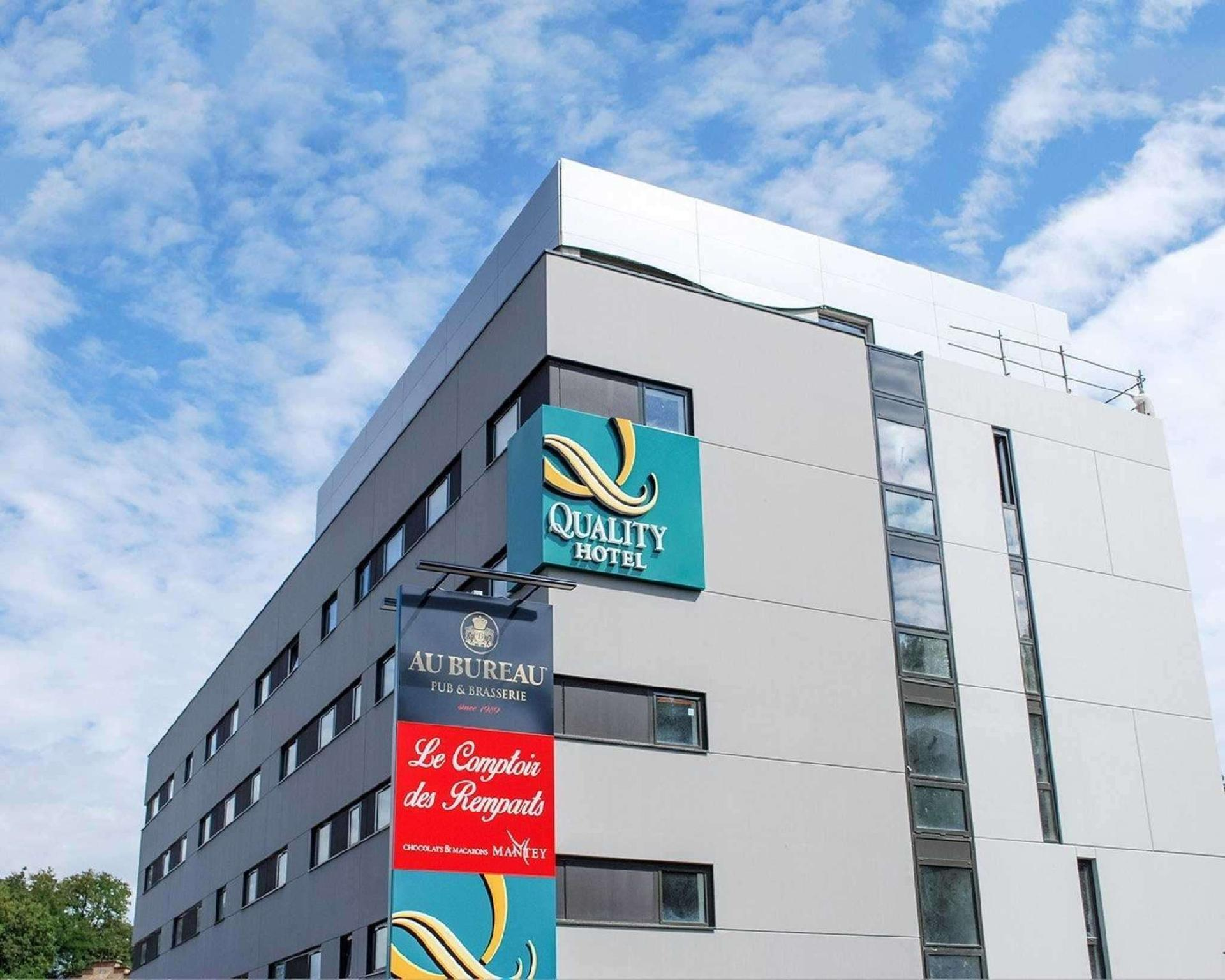 Quality Hotel Belfort Centre And Spa
