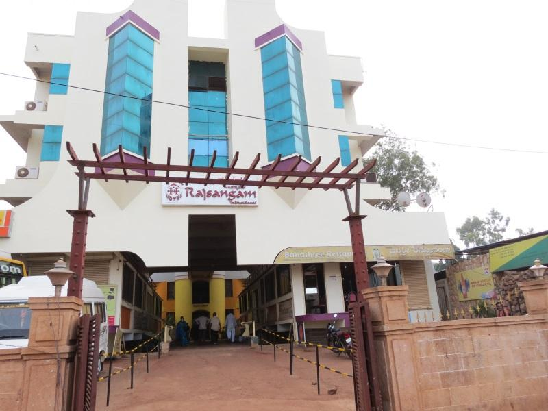 Hotel Rajsangam International  Reviews