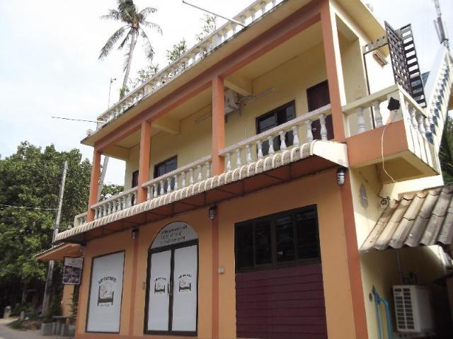 สลีปไทค์ ฮอลเทล แอด เกาะพะงัน – Sleeptight Hostel