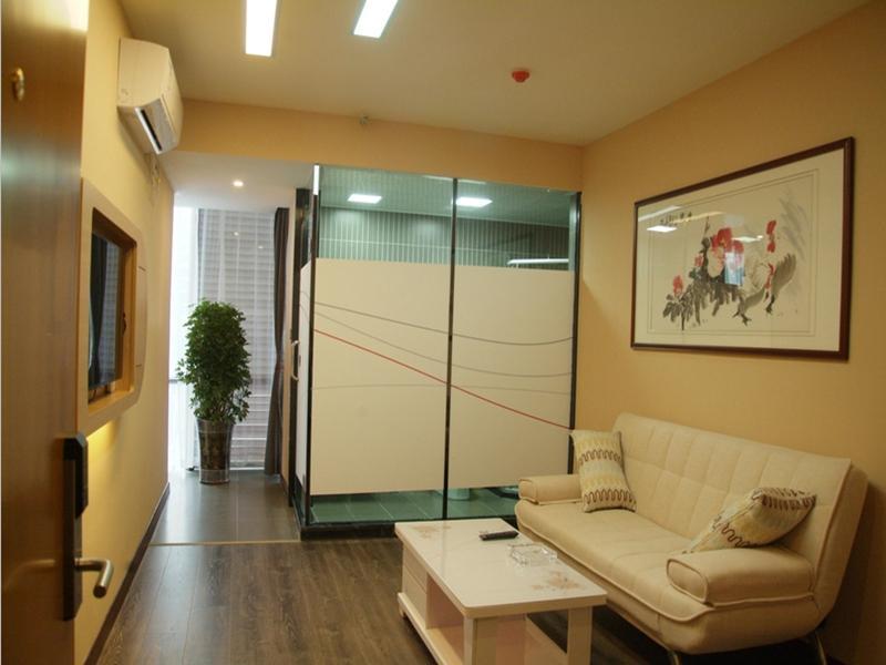 Thank Inn Hotel Anhui Huinan Shou County Rose Residence
