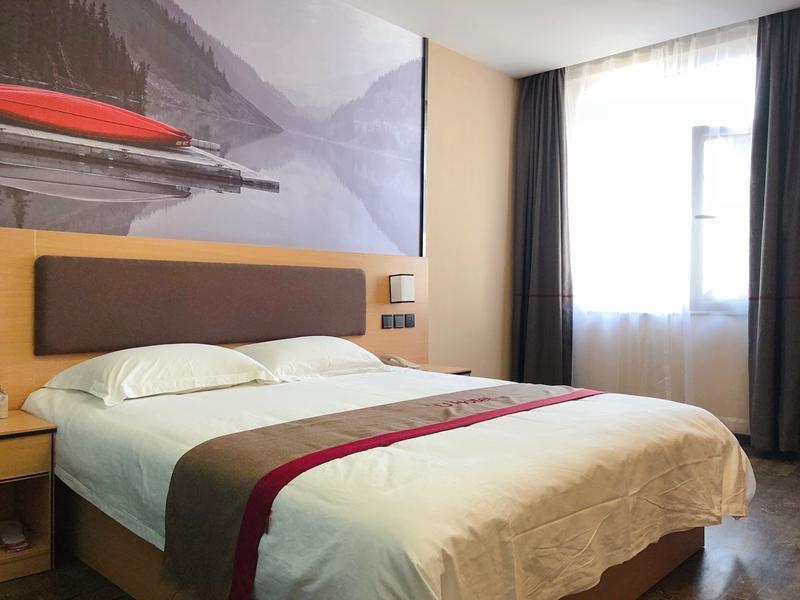 Thank Inn Hotel Shandong Binzhou Zouping County Wei Bridge