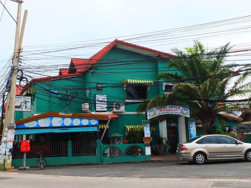 The Caddy Shack Inn
