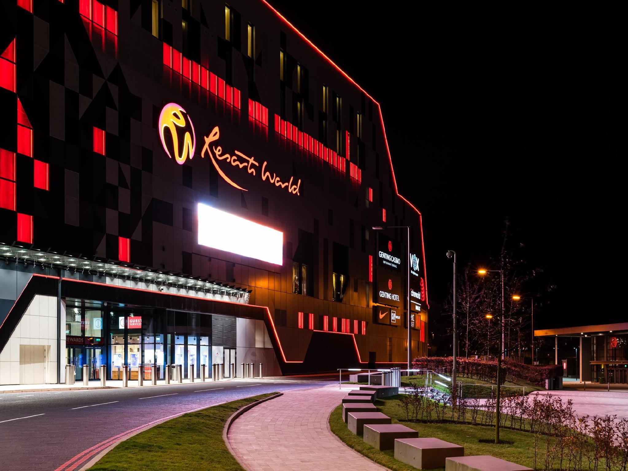 Genting Hotel Resorts World Birmingham U0026 Birmingham NEC In United Kingdom Europe