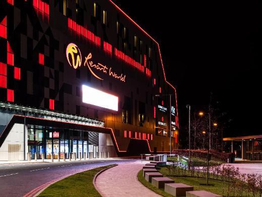 Genting Hotel Resorts World Birmingham & Birmingham NEC