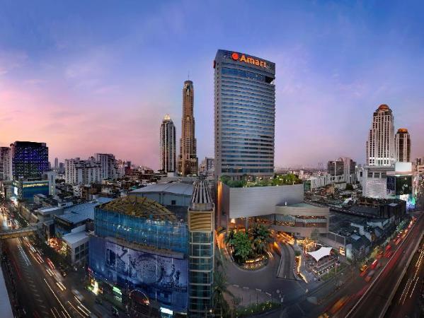 Amari Watergate Hotel - SHA Certified Bangkok