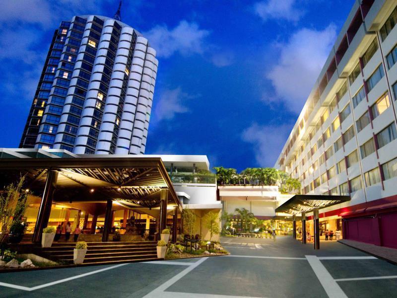 Ambassador Hotel Bangkok โรงแรมแอมบาสซาเดอร์ กรุงเทพฯ
