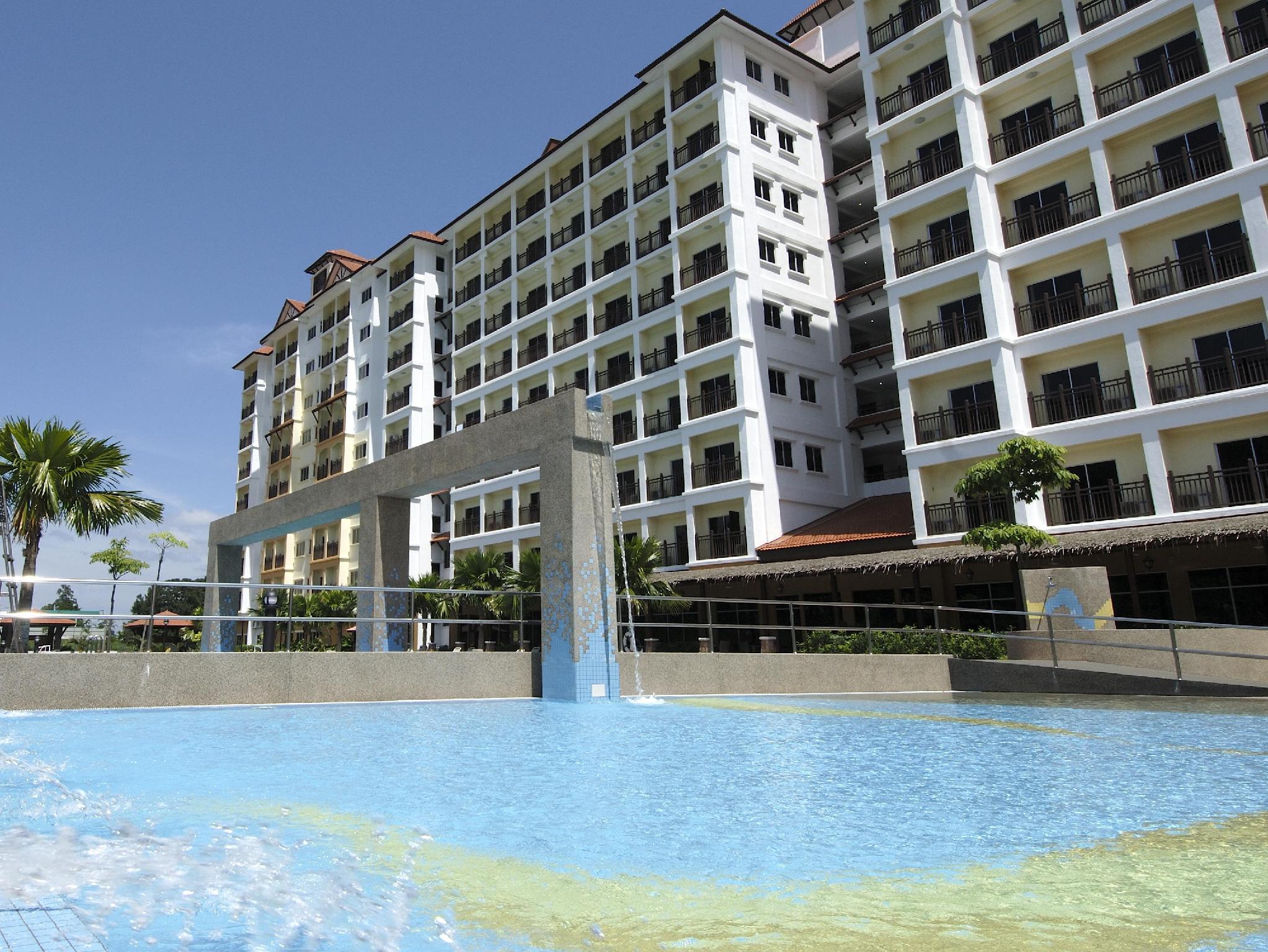Suria Service Apartment Bukit Merah