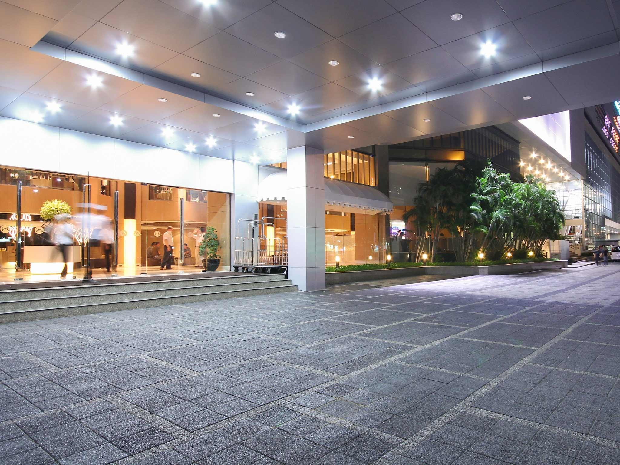 Grand Mercure Bangkok Fortune แกรนด์ เมอร์เคียว กรุงเทพฯ ฟอร์จูน