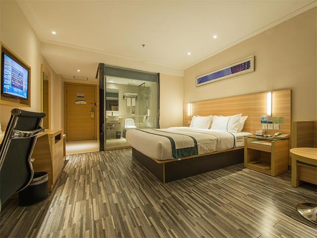 City Comfort Inn Yulin Municipal