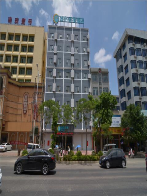 City Comfort Inn Beihai Hepu Huanzhu Nan Road