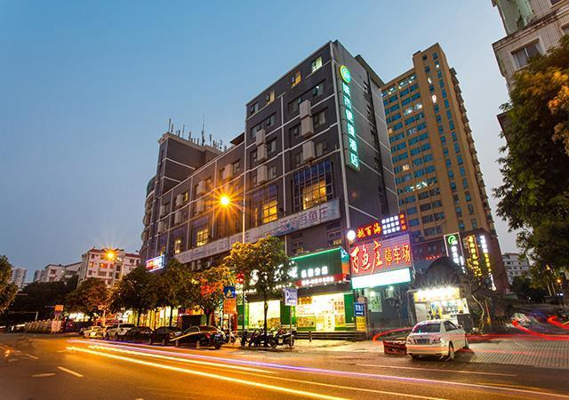 City Comfort Inn Nanning Jinhu Square Langxi Metro Station