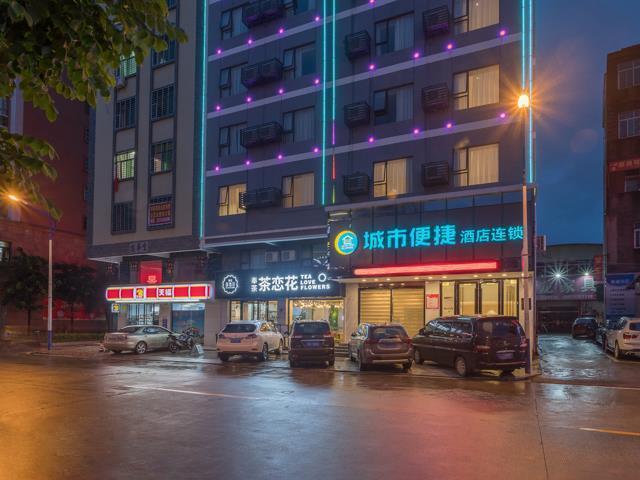 City Comfort Inn Heyuan Zijin