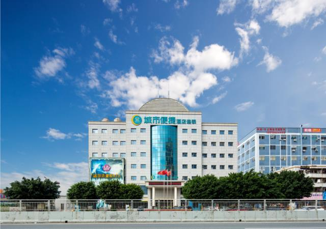 City Comfort Inn Dongguan Humen Beishan Community