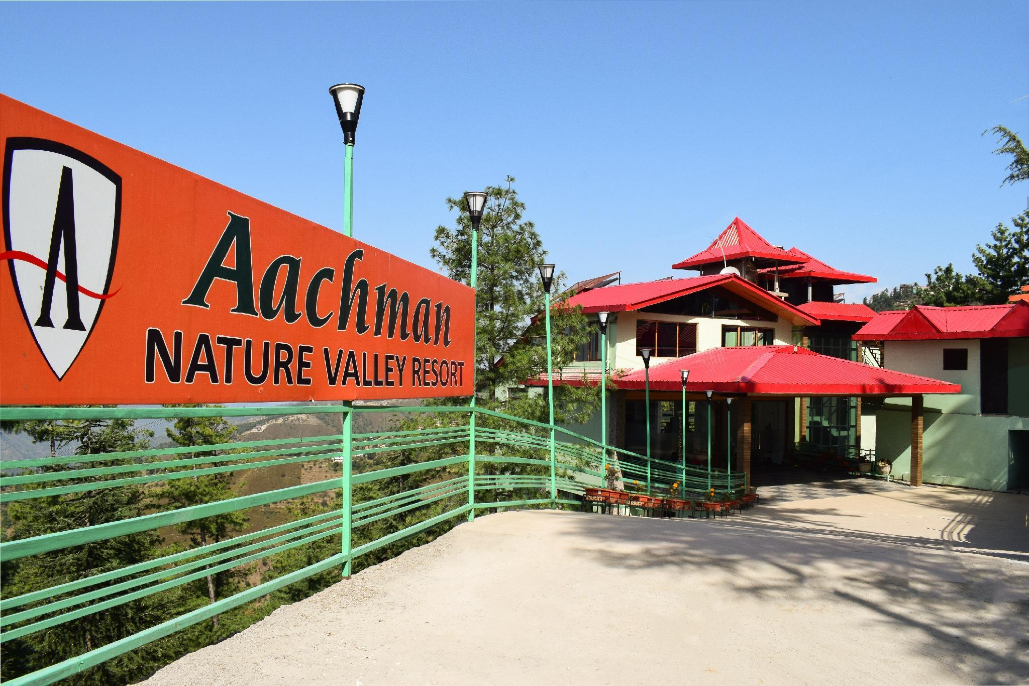 One Earth Aachman Nature Valley Resort