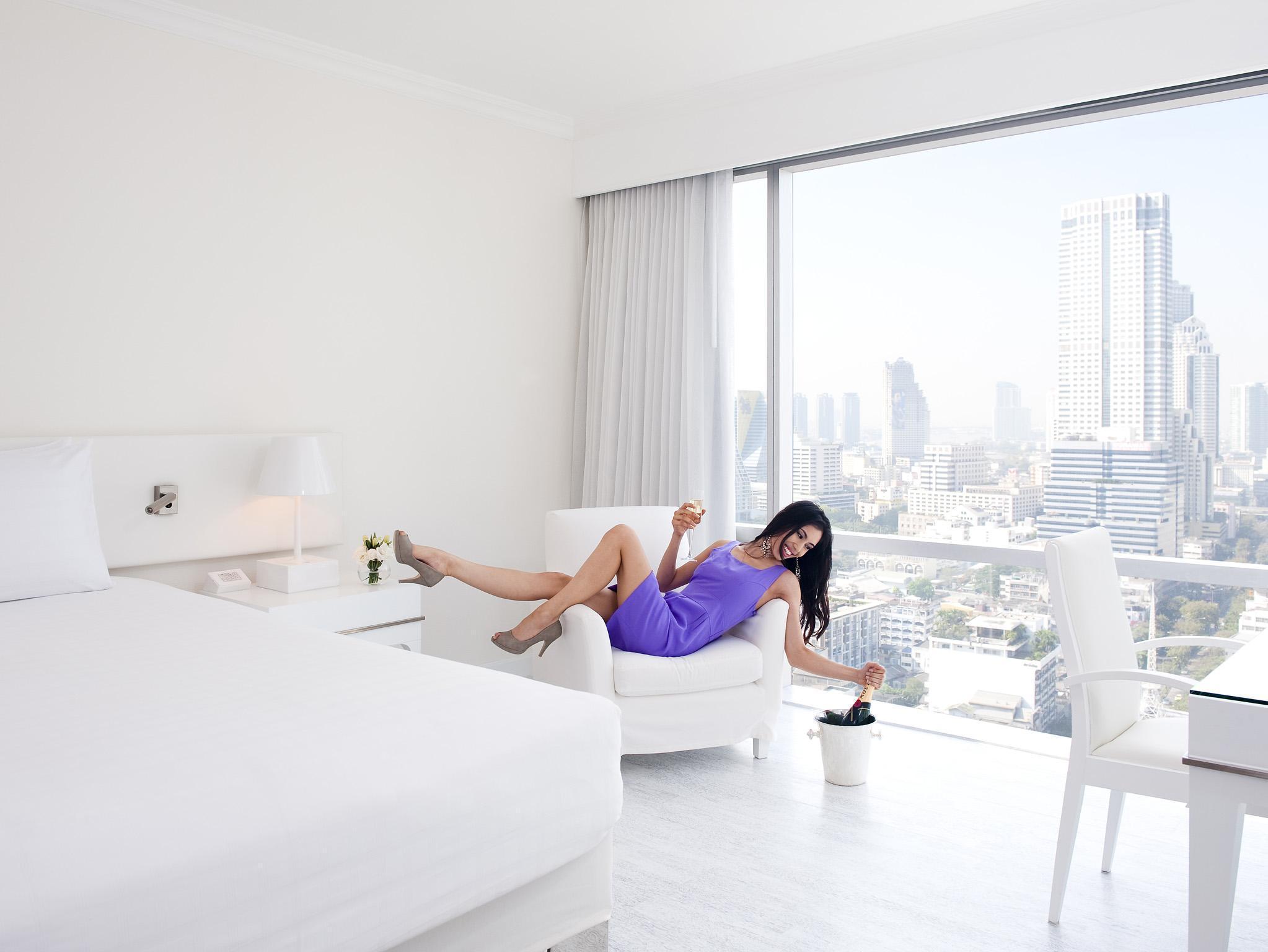 Pullman Bangkok Hotel G โรงแรมพูลแมน จี กรุงเทพ