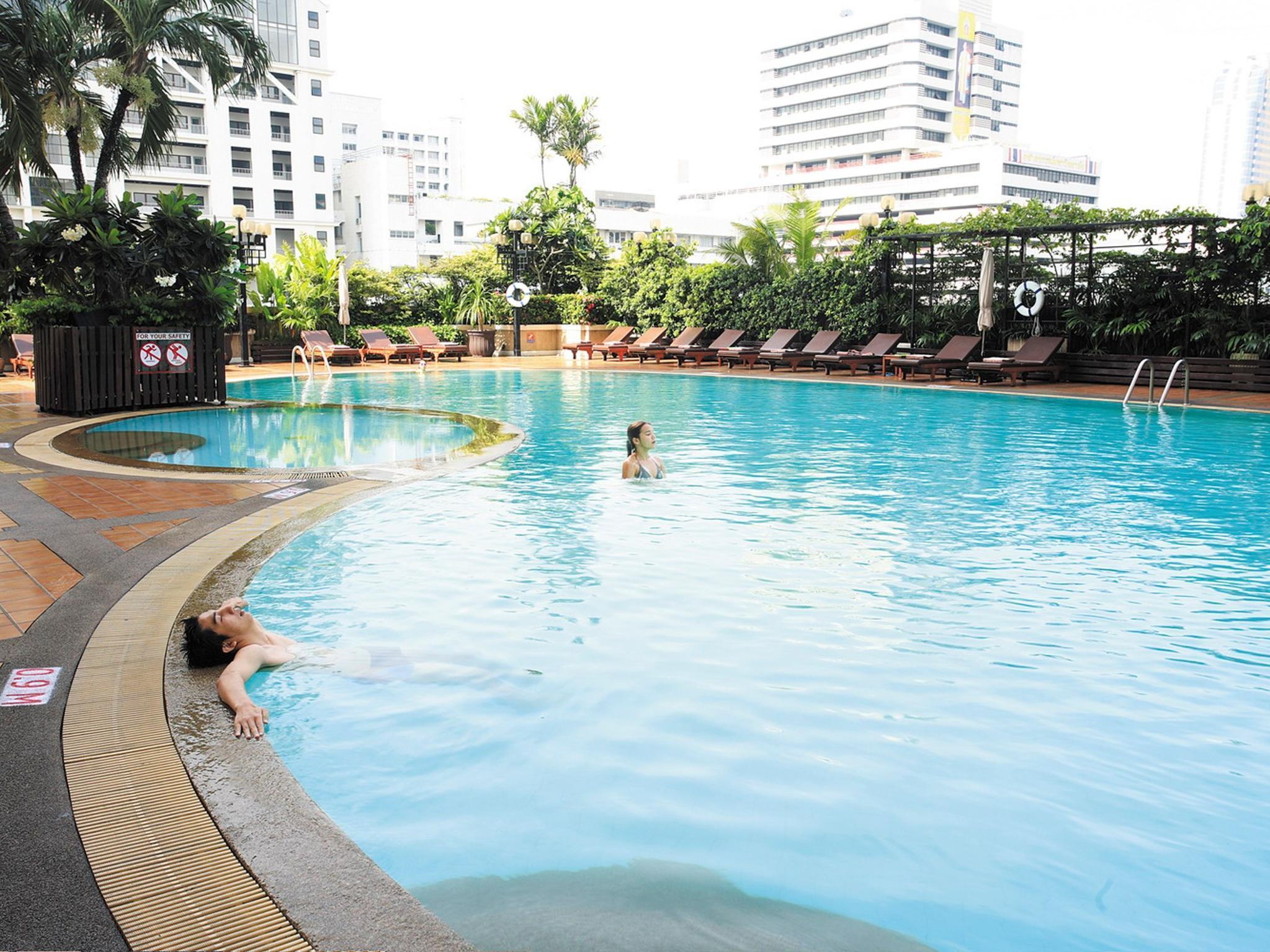 Novotel Bangkok On Siam Square Hotel โรงแรมโนโวเทล กรุงเทพ สยามสแควร์