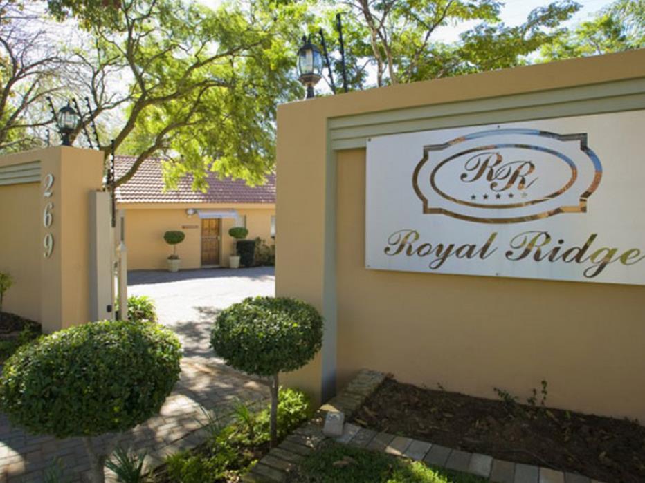 Royal Ridge Guest House