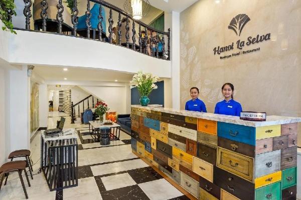Hanoi La Selva Hotel Hanoi