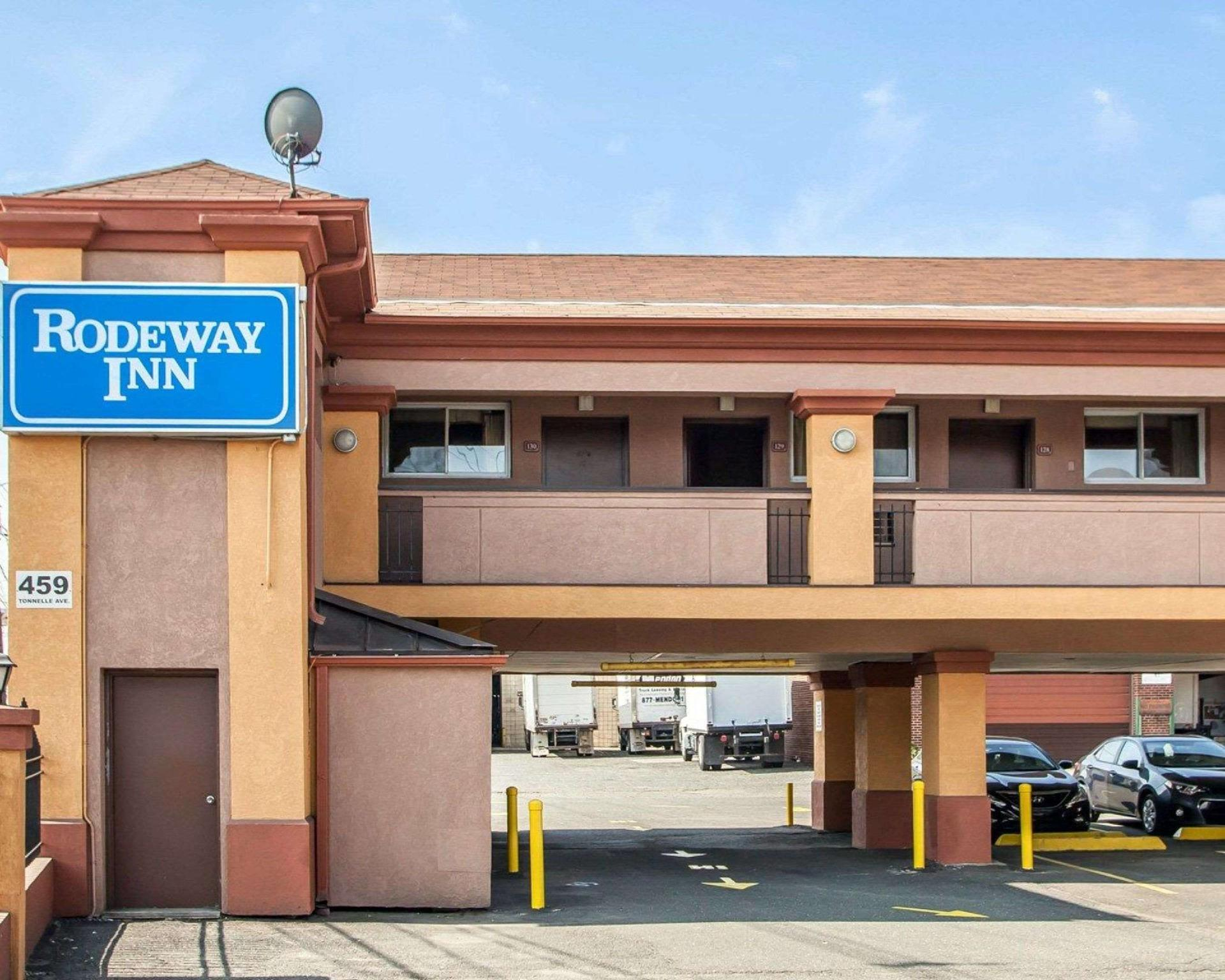 Rodeway Inn Jersey City Near Hoboken