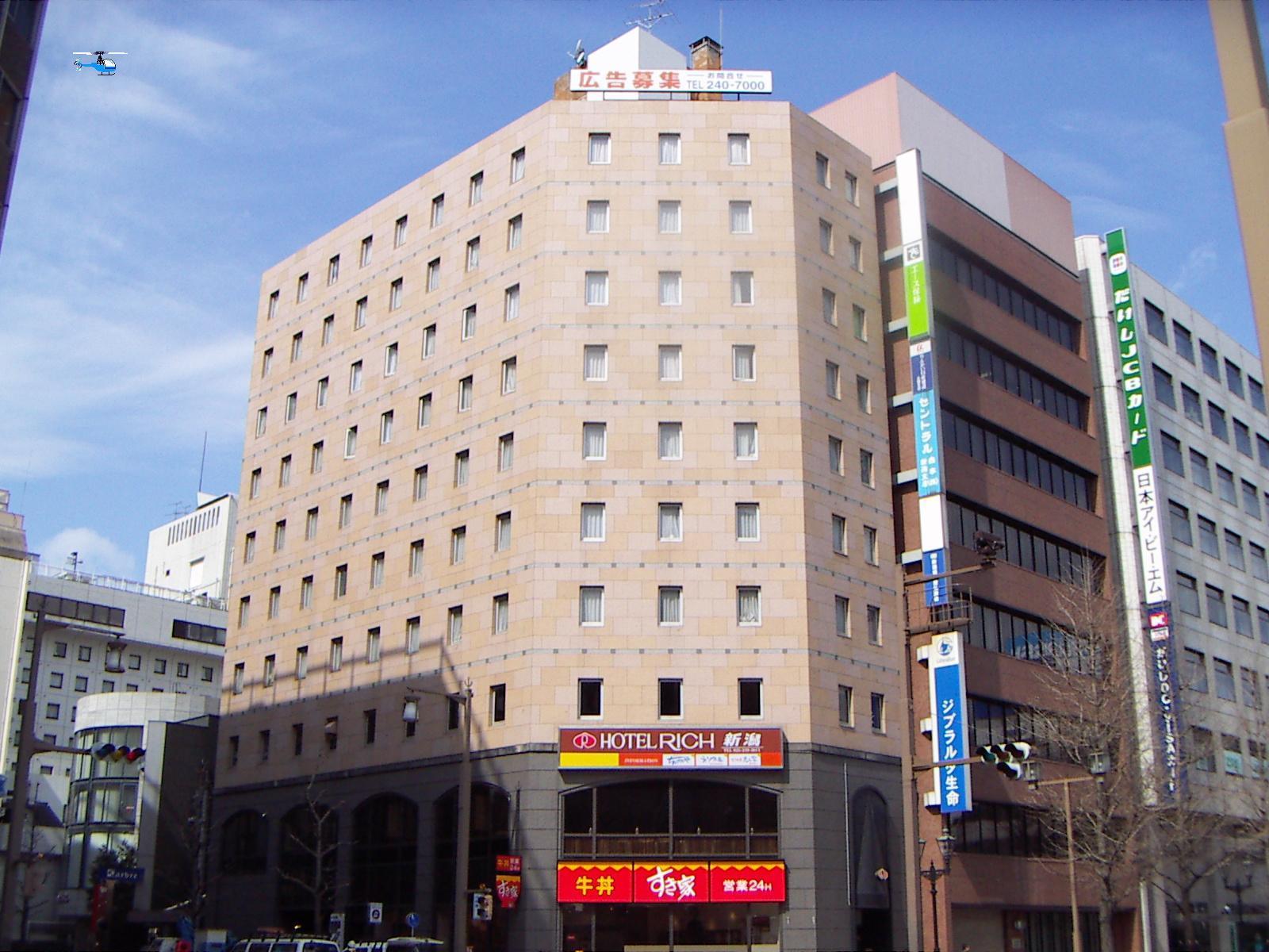 Hotel Rich Niigata