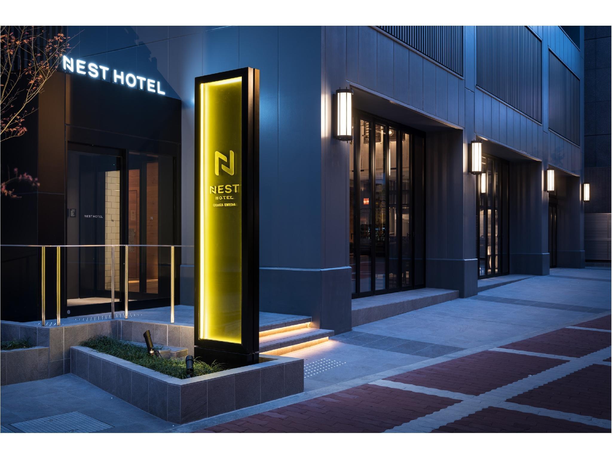 Nest Hotel Osaka Umeda
