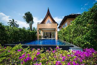 [クロンソン]ヴィラ(200m2)| 3ベッドルーム/4バスルーム Blue Chill Private Pool Villa - Hotel Managed