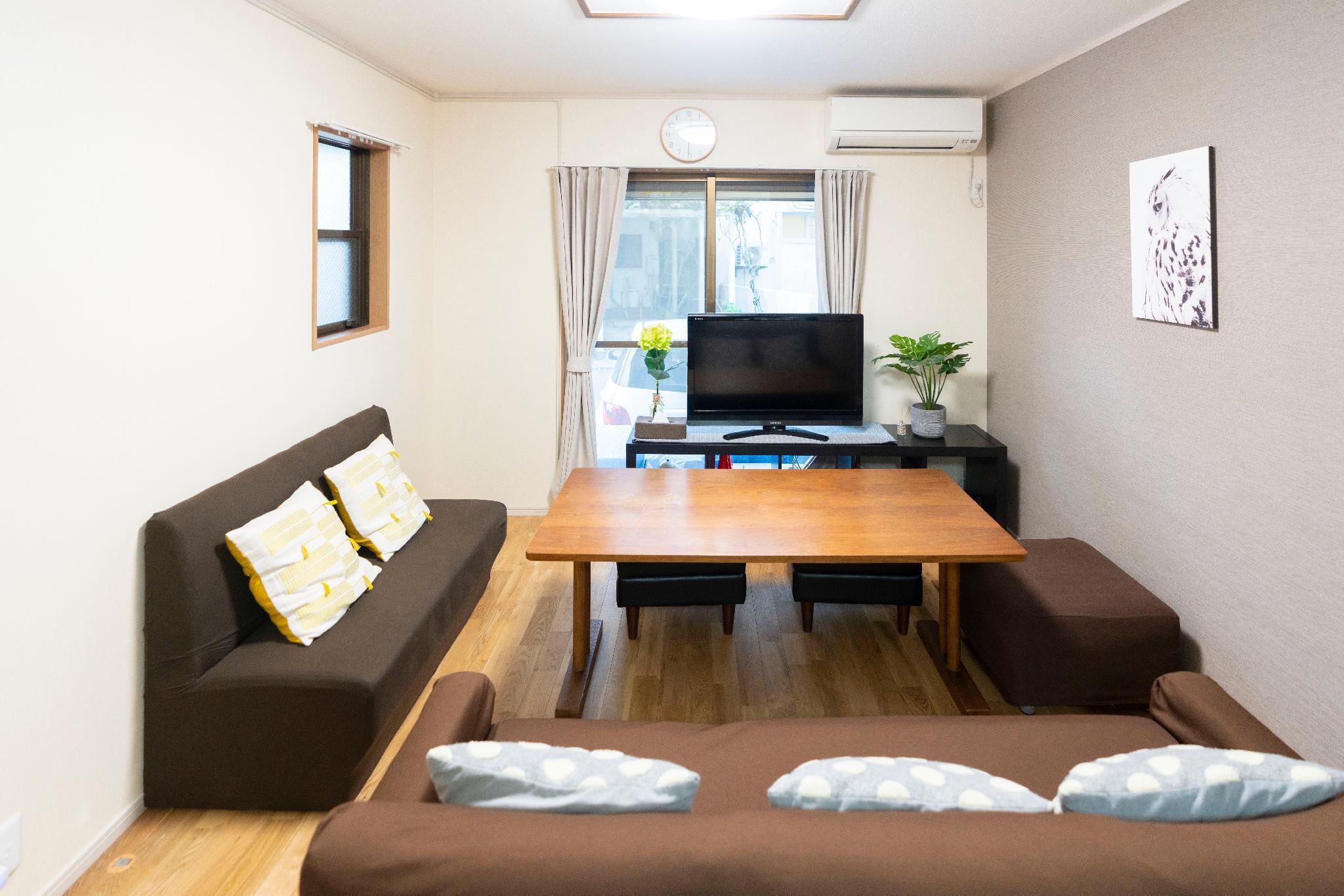 New Open Nagoya Sakae 4LDK 12 People Can Stay