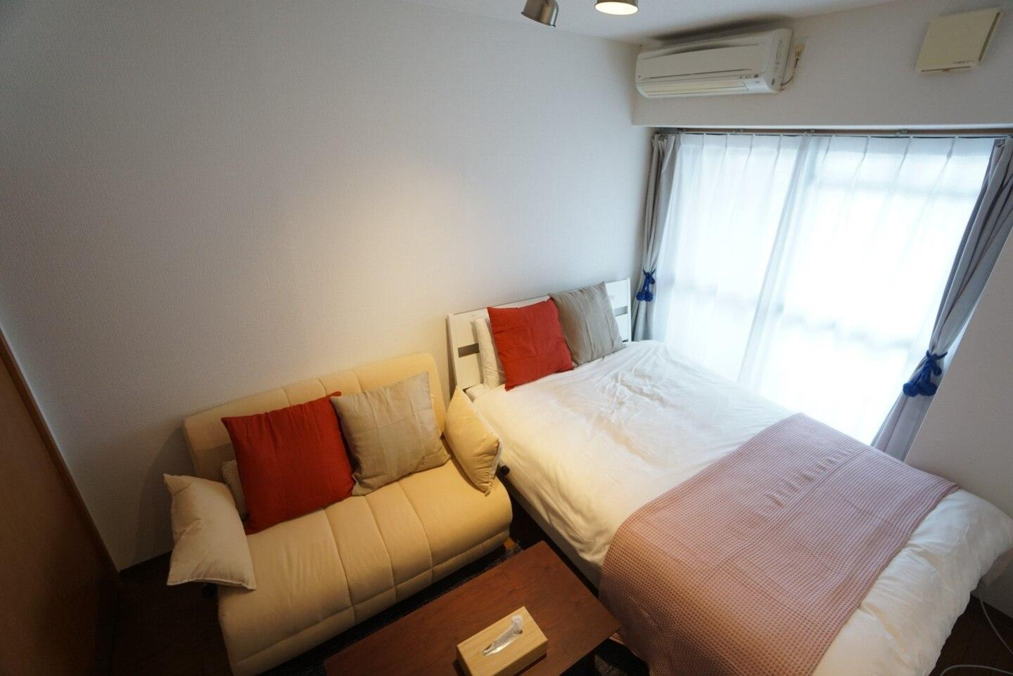 Legal Room 8 Mins To Namba Station By Walk  LGE63