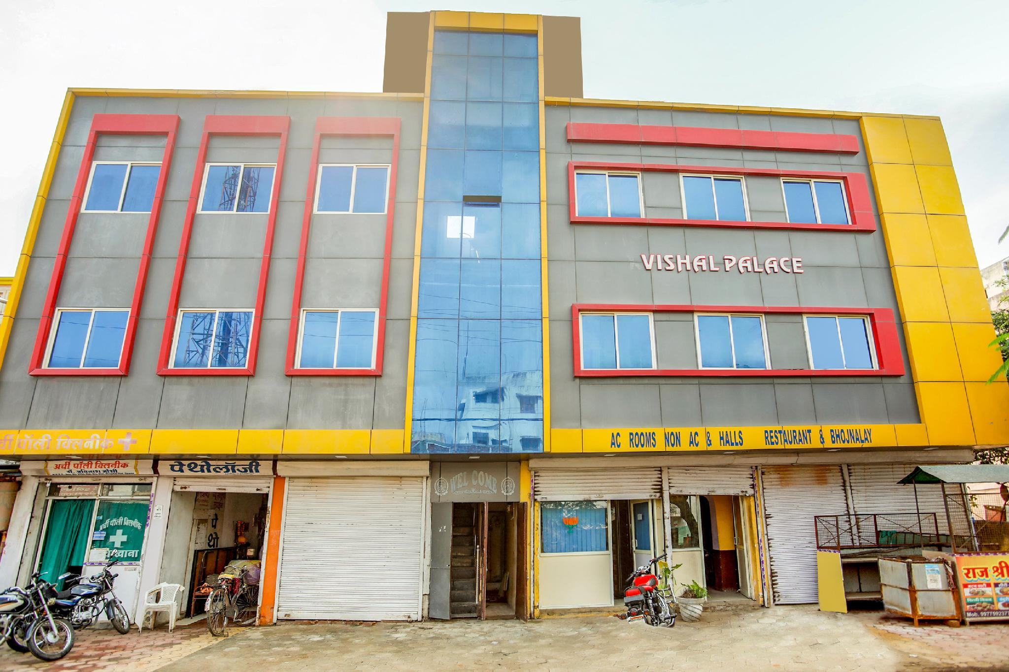 SPOT ON 62271 Hotel Vishal Palace