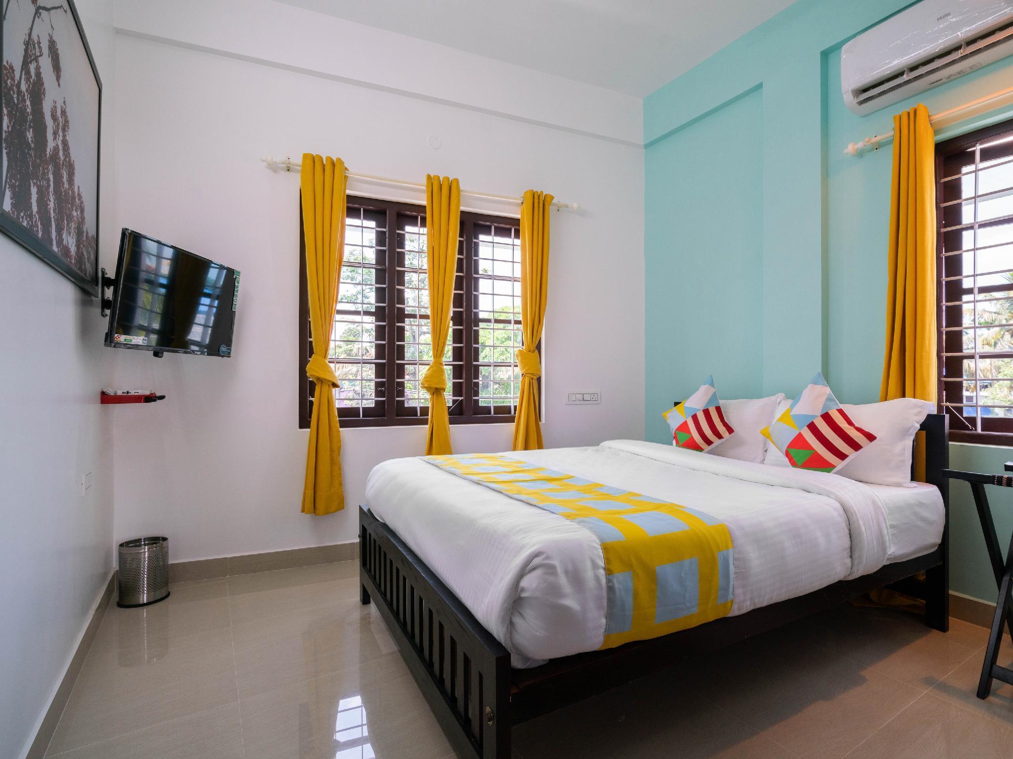 OYO 45029 Elegant Bhoomika Apartments 2bhk
