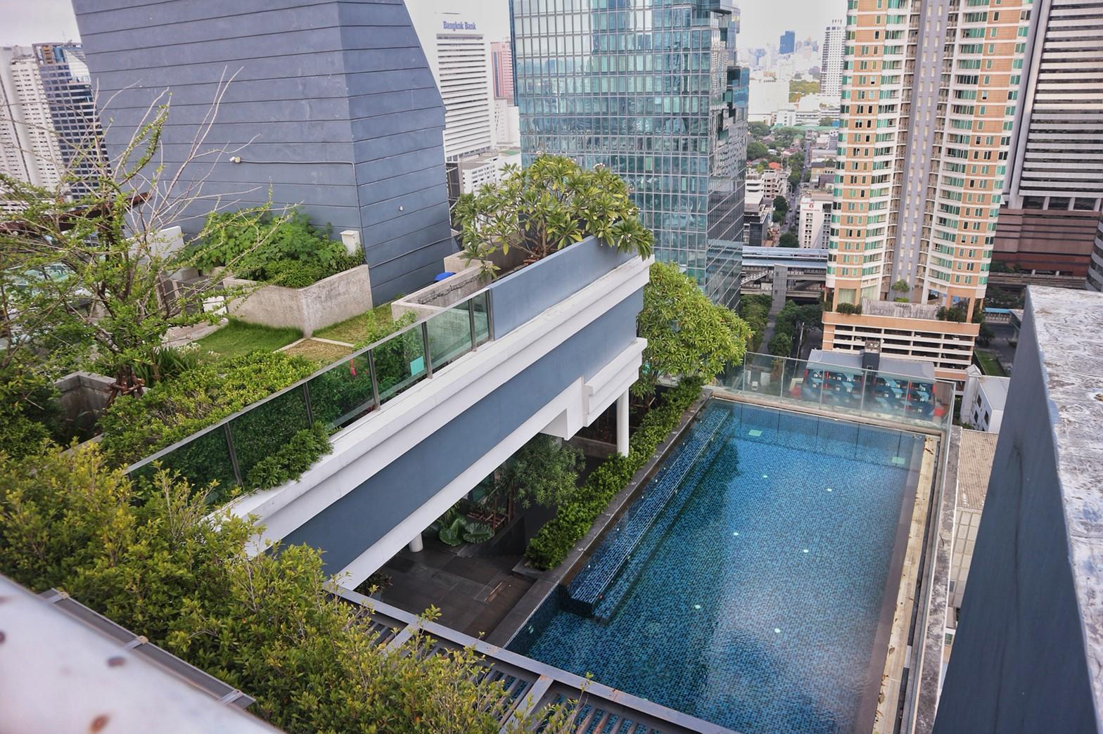 [Free Pick up] 5minBTS,BigRoom,Sathorn Silom Area อพาร์ตเมนต์ 1 ห้องนอน 1 ห้องน้ำส่วนตัว ขนาด 48 ตร.ม. – สาทร