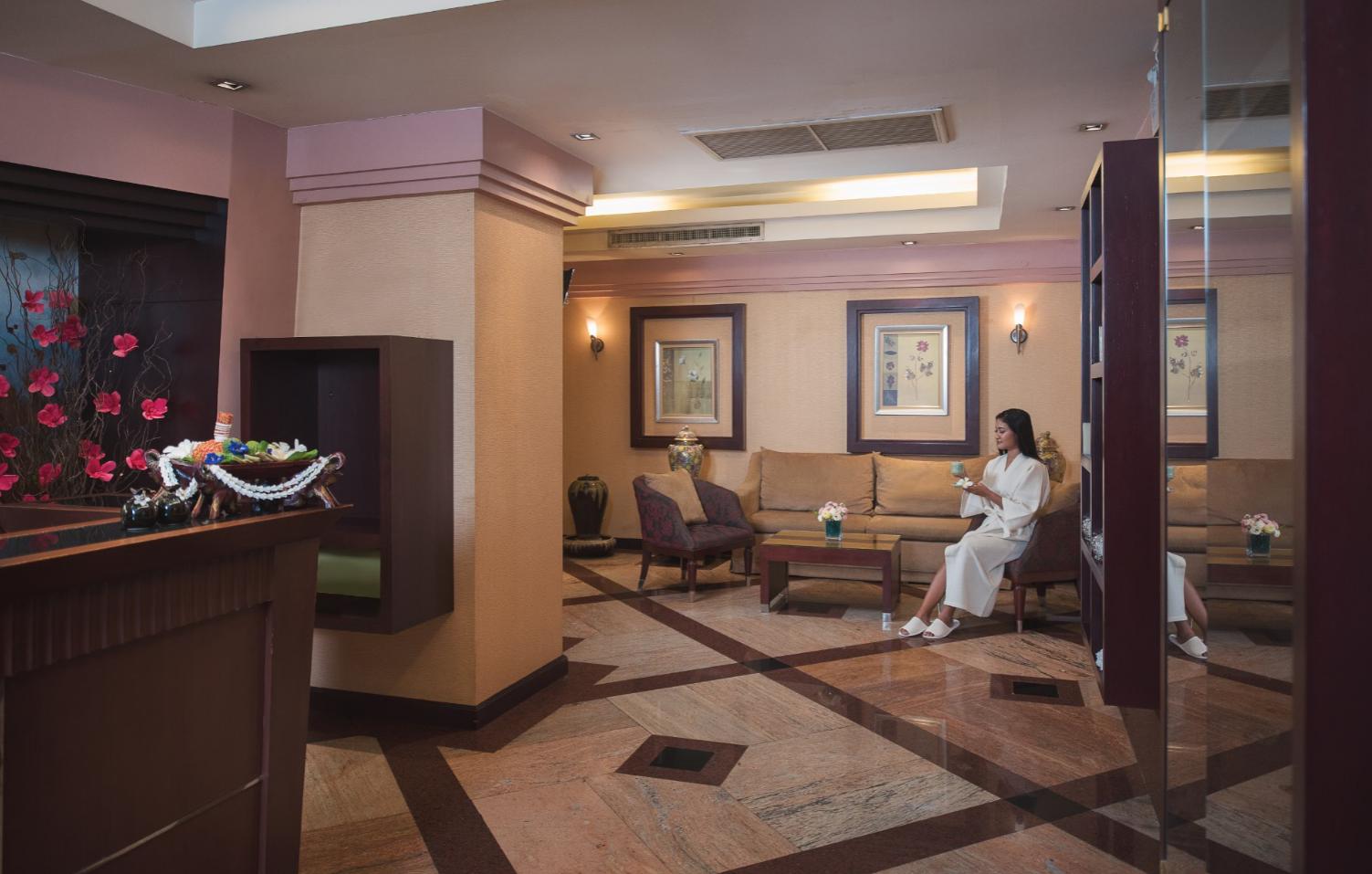 Prince Palace Hotel โรงแรมปรินซ์ พาเลซ