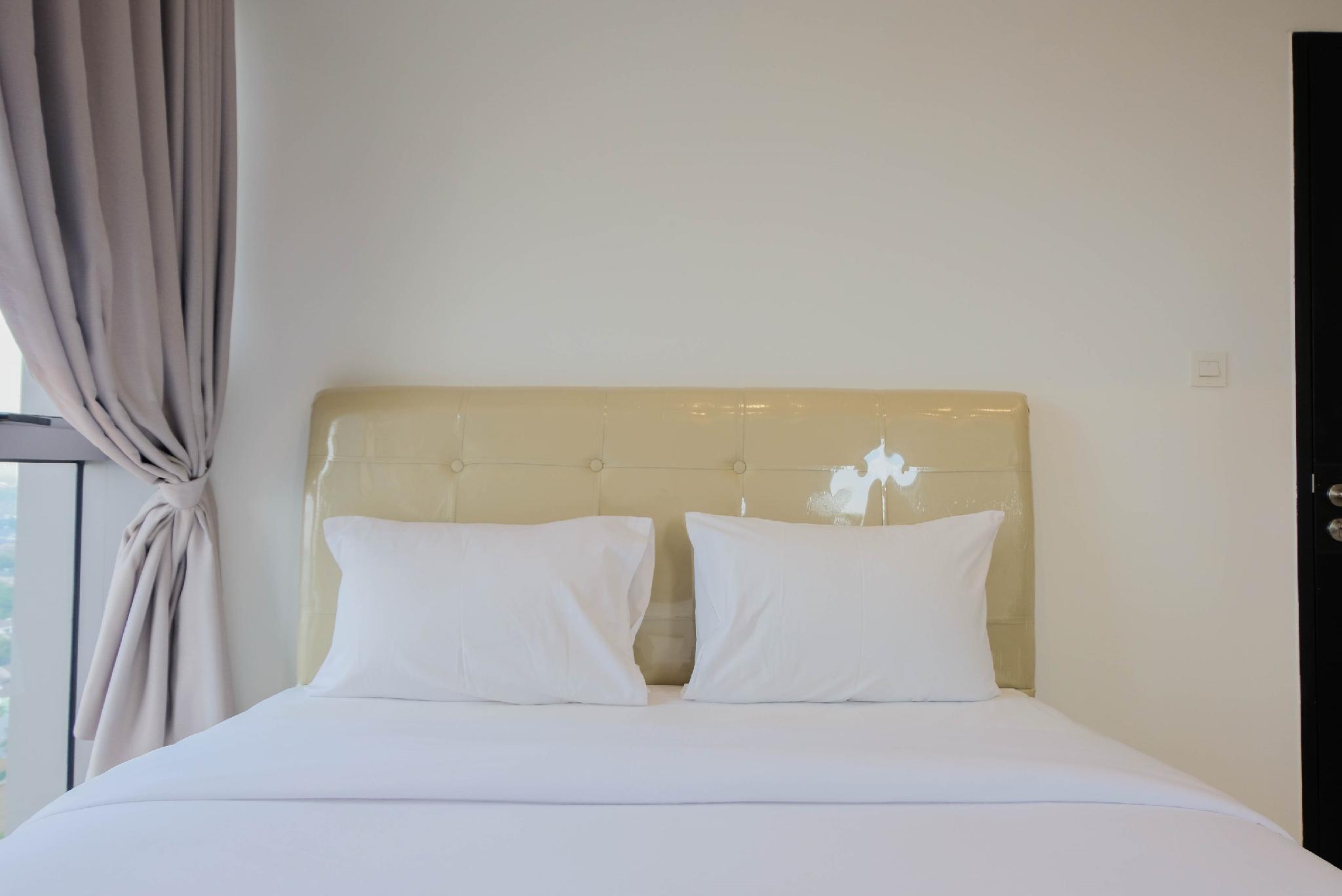 Comfy And Elegant 1BR Branz BSD Apt By Travelio