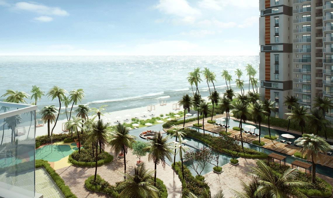 Timur Bay Seafront Residence Beach Resort Kuantan