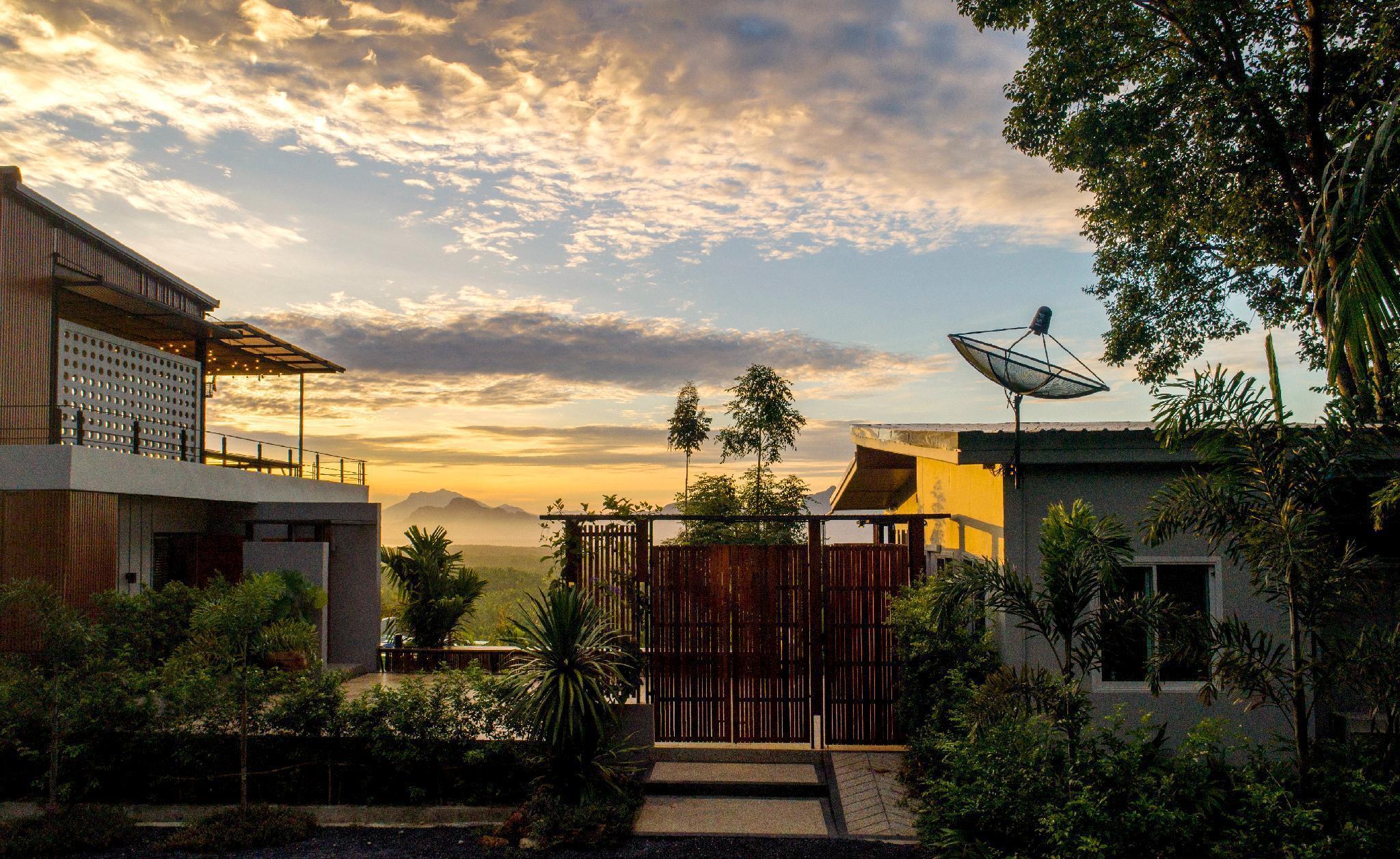 Ao Luek Panoramic Pool Villa,Room Studio.2 วิลลา 1 ห้องนอน 1 ห้องน้ำส่วนตัว ขนาด 65 ตร.ม. – อ่าวลึก