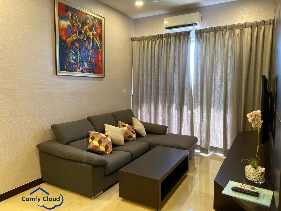 012-SILVERSCAPE 2 Bedrooms Apartment with Seaview