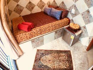 [サトーン]スタジオ アパートメント(8 m2)/1バスルーム Cute queen bed in city center private bathroom