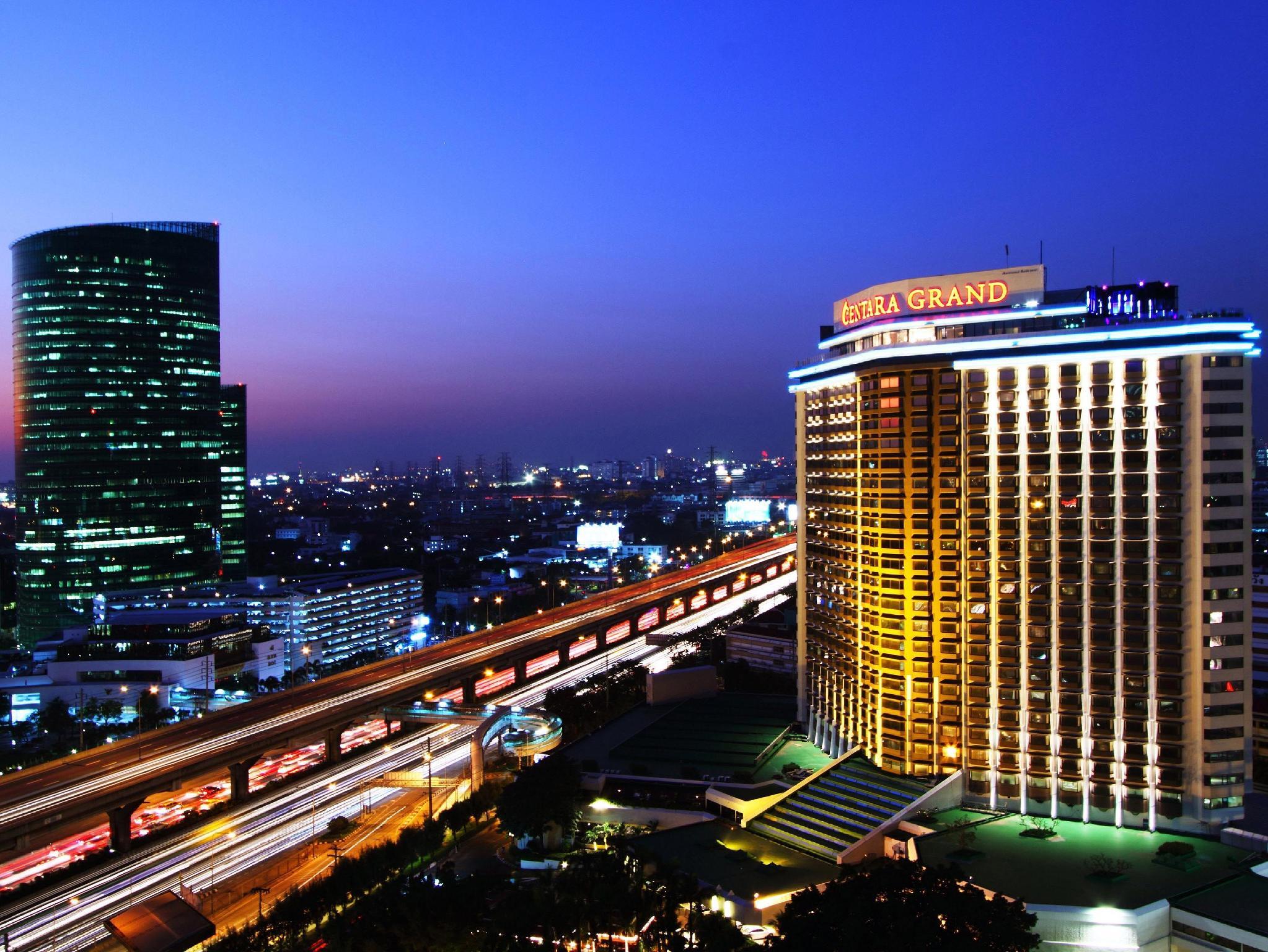 Centara Grand at Central Plaza Ladprao Bangkok - Bangkok